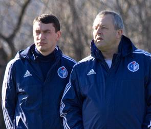 Экс-защитник «Факела» вернулся в команду в качестве тренера