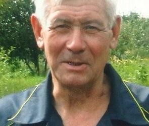 В Воронежской области пропал дедушка, страдающий потерей памяти