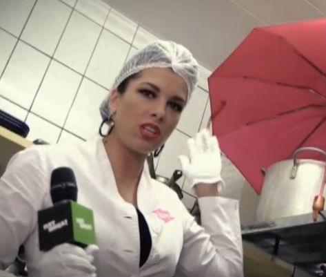 «Ревизорро» напугал зонт над кастрюлей в воронежском кафе «Два Рубля» (ВИДЕО)