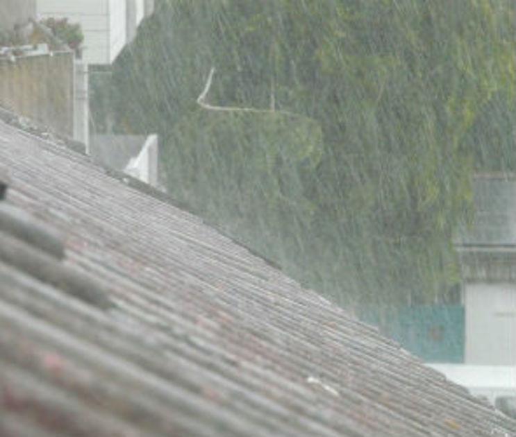 МЧС предупредило о сильном ветре и ливне в Воронежской области