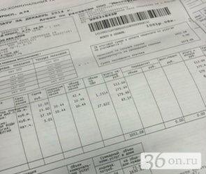 ЕПСС: Воронежцы будут платить напрямую поставщикам коммунальных услуг