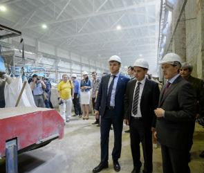 Алексей Гордеев: «Семилукский огнеупорный завод восстановит свое былое имя»