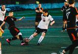 Промежуточный финиш «Лиги Чемпионов Бизнеса» по футболу