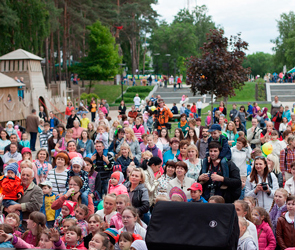 «Детское Радио – с детьми на одной волне» посетили 12000 юных воронежцев