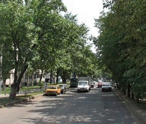 В Воронеже на два дня перекроют участок улицы Лидии Рябцевой