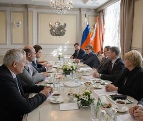 Замминистра экономического развития РФ посетил Воронежскую область