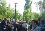 Митинг против  храма в Южном парке превратили в антипутинскую агитацию