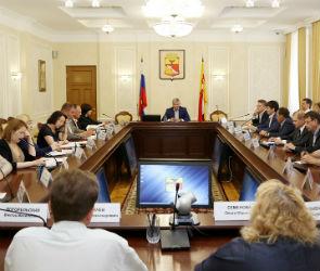 В Воронеже ускорят прохождение административных процедур в области строительства