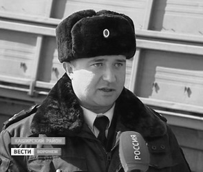 В ДТП разбился начальник ГИБДД Каширского района