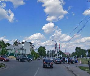 В Воронеже на День молодежи перекроют улицу Софьи Перовской