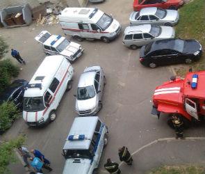 Неадекватный воронежец поставил на уши полицию, спасателей и «скорую»