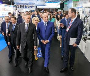 В Воронеже взяли курс на импортозамещение в нефтегазовой отрасли