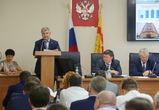 Александр Гусев: «В Воронеже сложилась стабильная экономическая ситуация»