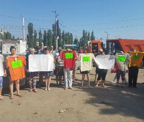 Торговцы мини-рынка на Остужева собираются объявить голодовку