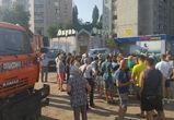 Снос остужевского мини-рынка откладывается как минимум на два дня