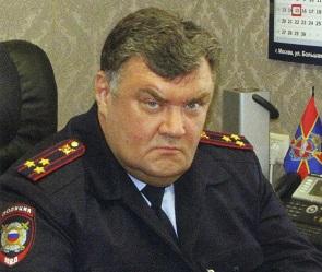 В Воронеже представили нового начальника полиции