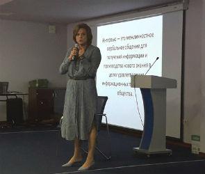 Телезвезда Светлана Сорокина: Журналист должен соблюдать «правило совенка»