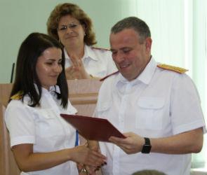В Воронеже отметили День сотрудника органов следствия