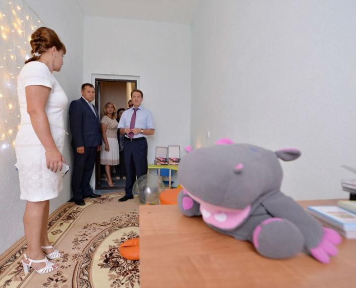 Алексей Гордеев: «В Репьевский район едут жить»