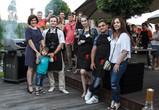 Открытие Гриль академии Weber в ресторане Artist