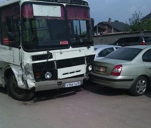 МВД сообщило подробности массового ДТП, устроенного водителем ПАЗика в Воронеже