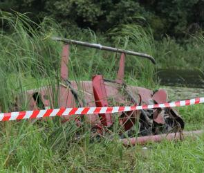 СК возбудил уголовное дело после аварии с вертолетом, в которой пострадали дети