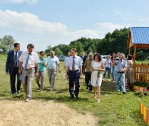 Алексей Гордеев: «Мы готовы финансово поддерживать инициативы людей»