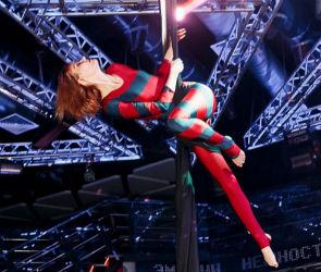 Акробатка из Воронежа выиграла чемпионат по танцам на полотнах