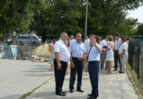 Алексей Гордеев отметил хорошие темпы развития Кантемировского района