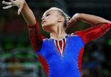 Воронежскую гимнастку Ангелину Мельникову наградили медалью, машиной и премией