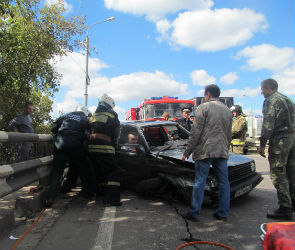 В ДТП у парка «Динамо» пассажиру иномарки оторвало руку