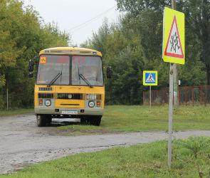 Активисты: Под Воронежем школьники подвергаются опасности на дорогах