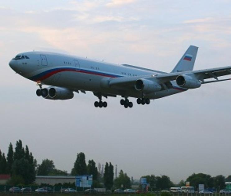 Рейс в Воронеж из Петербурга отменили из-за угрозы взрыва
