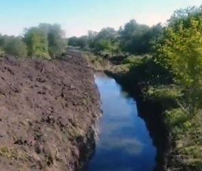 Воронежцы сообщили в прокуратуру, кто виноват в уничтожении озера Круглое