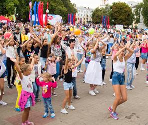 «День города детства» стал самой масштабной детской площадкой города