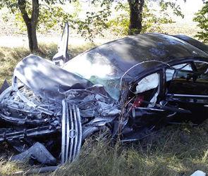 Житель Воронежской области попал в серьезное ДТП в Крыму
