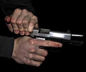 Задержан владелец Мазды, после ссоры открывший стрельбу по водителю ГАЗели