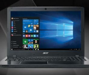 В сети DNS появились доступные игровые ноутбуки Acer и ASUS