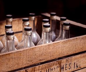 «Бутлегерский» павильон в Воронеже снесен за незаконную продажу вина и водки