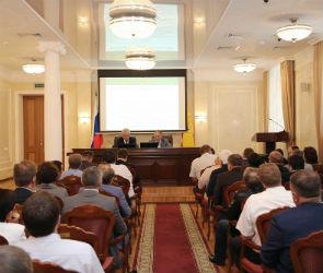 Разработку и внедрение «Калькулятора административных процедур» обсудили в мэрии