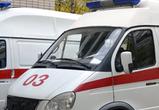 В Воронеже 12-летняя девочка попала под колеса иномарки