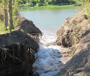 «ВИТ-СТРОЙ»: Нас опорочили «сбросом» озера Круглое