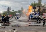 Директор АГЗС на улице Лебедева, где загорелся сжиженный газ, пойдет под суд