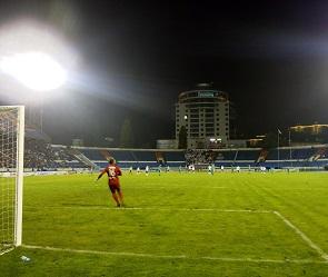 Воронежский «Факел» вылетел из Кубка России