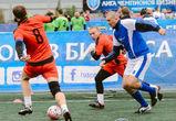 Аура чемпионата мира докатилась и до «Лиги Чемпионов Бизнеса» по футболу