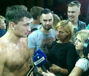 Воронежец Артур Осипов примет участие в телепроекте «Бой в большом городе»