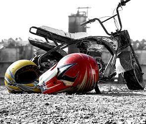 В Воронеже 13-летний скутерист попал в больницу после столкновения с Ауди А4