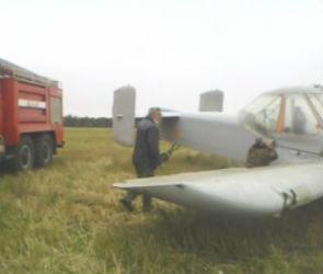 Стали известны подробности жесткой посадки самолета в Воронежской области