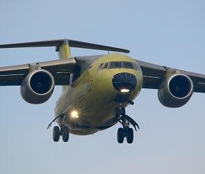 В Воронеже начались испытания самолета, построенного по заказу Минобороны