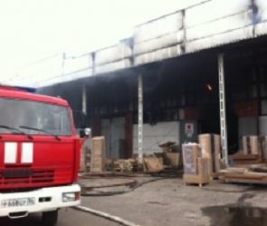 ГФ «Много Мебели»: пожар на складе в Воронеже могли устроить конкуренты